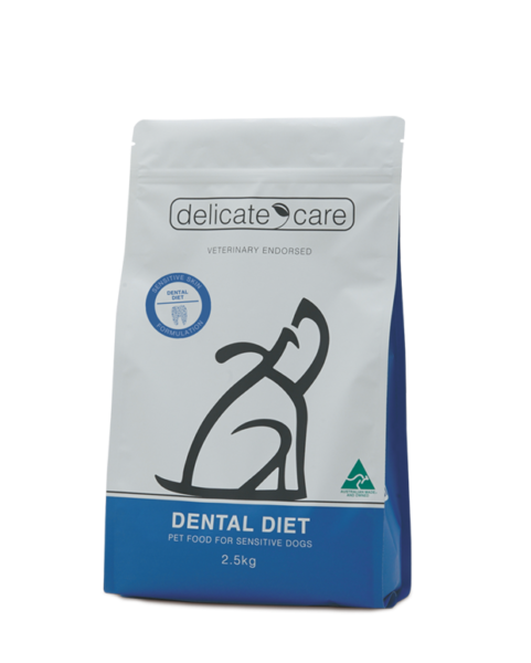 DelCare 2.5Kg DOG Dental Diet_FOP_rgb WEB