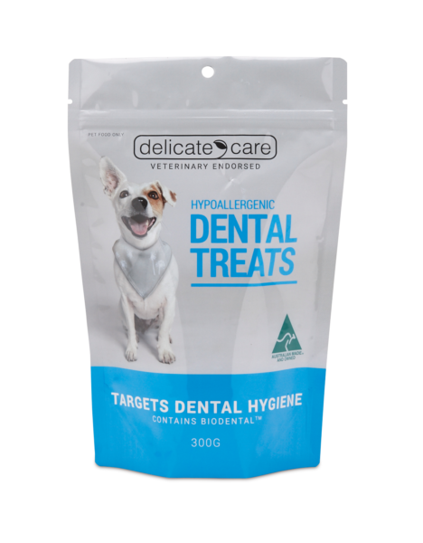 DelCare 300g DOG Hypoallergenic Dental Treats_FOP_rgb